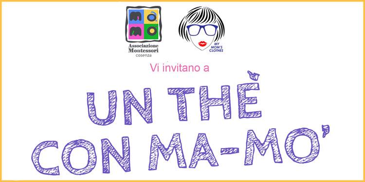 Un thé con Ma-Mo' – Incontro con l'Associazione a Cosenza