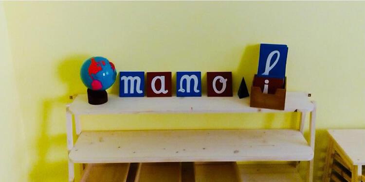 La prima scuola elementare Montessori in Calabria